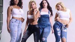Forever 21 Launches A Curvy Line Of Jeans To Up Your Denim