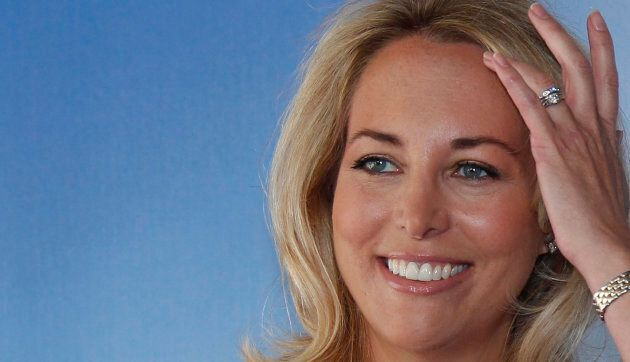 Former CIA operative Valerie Plame Wilson poses during a photocall for the film Fair Game at the 36th...