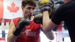 Boxing Fan Trudeau Picks Who Will Win In Mayweather-McGregor
