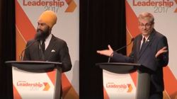 'I Will Not Lose,' Jagmeet Singh Tells Rival At NDP