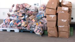Ontario Police Literally Seized A Tonne Of Pure