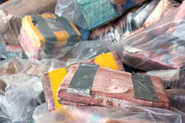 The men face drug importation and drug trafficking