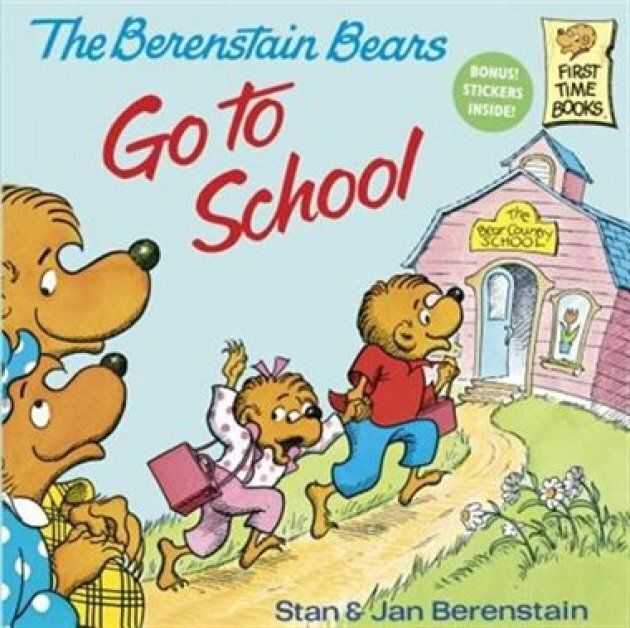 Best Kids' Books To Banish First-Day-Of-School
