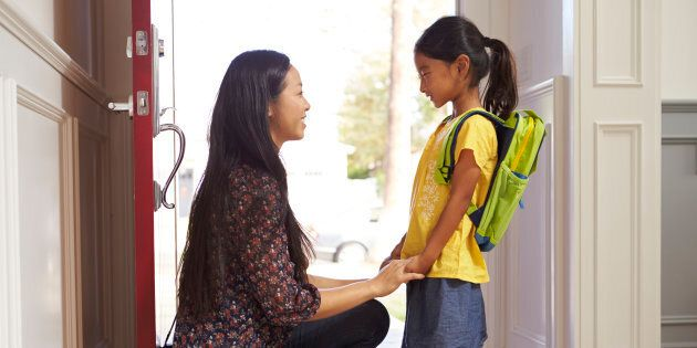 To My Kids: Top Marks Are Nice, But Kindness Matters