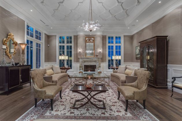 LOOK: The Most Expensive Houses For Sale In Canada Right