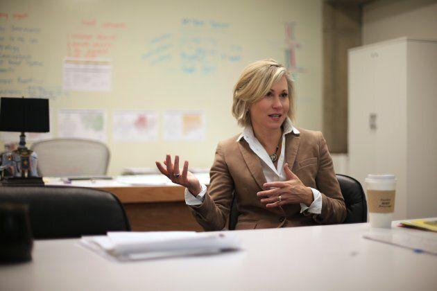 Jennifer Keesmaat is the City of Toronto's chief planner.