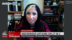Indigenous Affairs Split 'Doubled The Colonial Structures': Pam