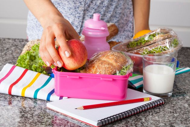 How To Keep Your Kids' Lunches From Making Them