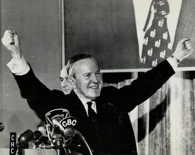Lester B. Pearson election