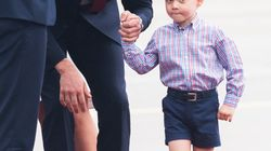 Prince George Can Choose Between Two Surnames At