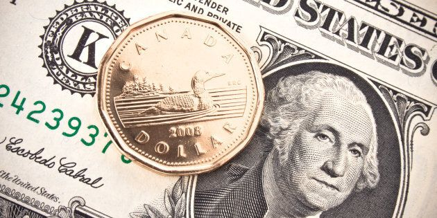Canadian Dollar Hits Highest Level In 2