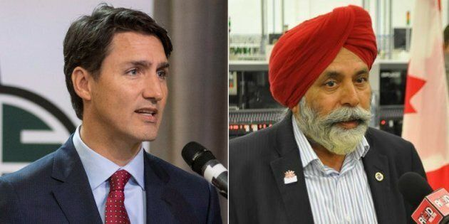The prime minister won't say if the decision for Darshan Kang to leave the Liberal caucus came from him...