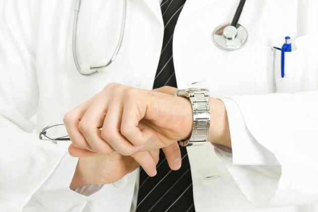 Ask Yourself: Is That Doctor Visit Worth The Time And Tax