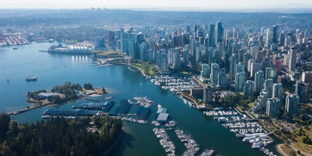 Vancouver, B.C., is the hottest major job market in Canada, according to a survey from Express Employment