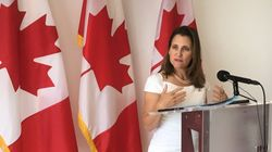3 Countries 'Running Fast' For NAFTA Deal By End Of Year: