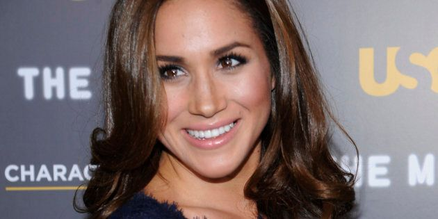 Meghan Markle attends the USA Network and The Moth's Characters Unite Event at the Pacific Design Center...