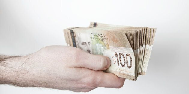 Loonie Soars On Bank Of Canada Rate