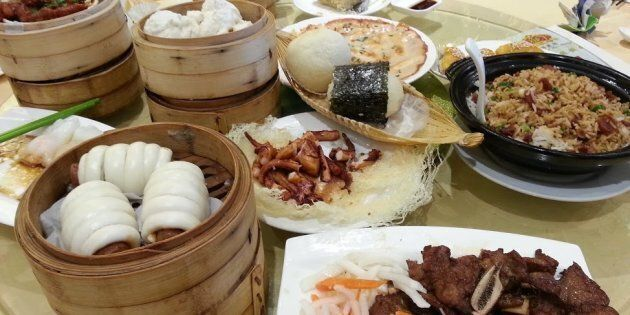 There's an art/sport to a successful dim sum experience. Just be prepared to eat. A
