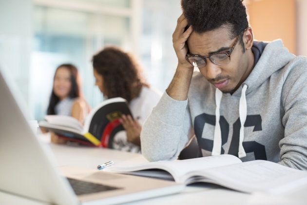 How To Handle Stress At University Or College So You Don't Burn