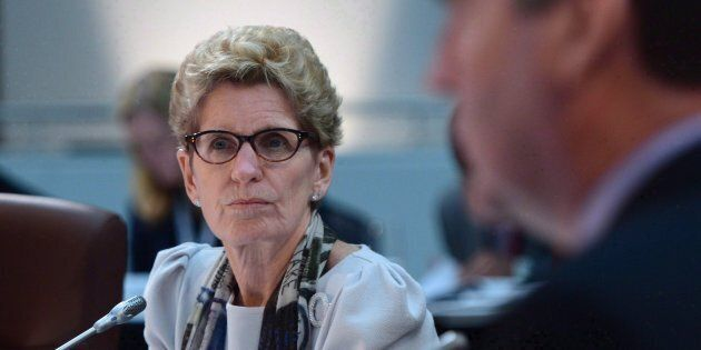 A Progressive-Conservative MPP has apologized to Ontario Premier Kathleen Wynne for comments he made...