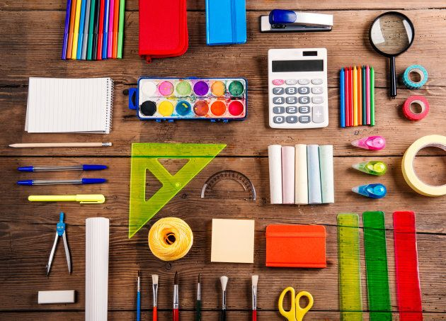 Back-To-School Supplies Your Elementary School Kids Don't