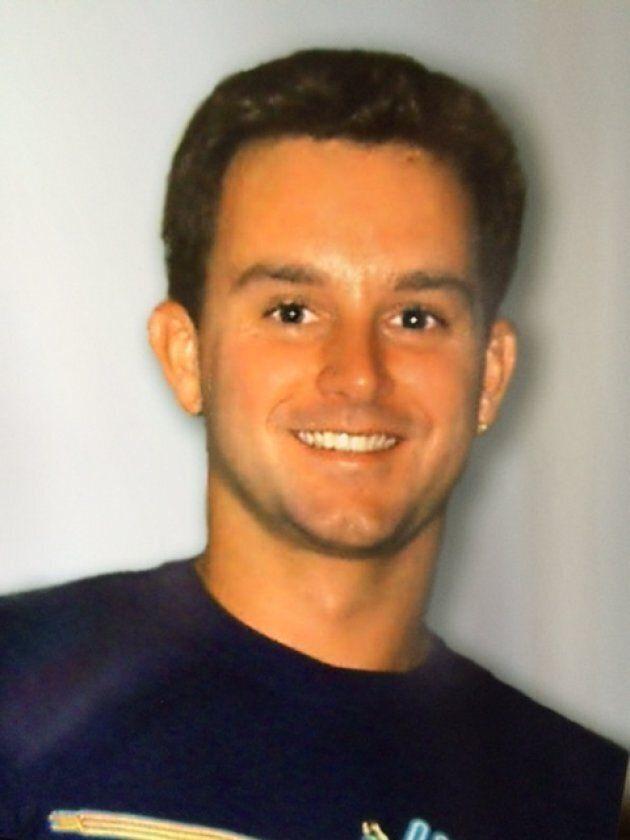 Helen Jennens' late son, Tyler.