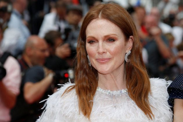 Julianne Moore Reminds Everyone That Aging Is A