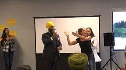 Jagmeet Singh Explains Why He Didn't Tell Heckler He's Not