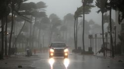 Hurricane Irma Powers Into Florida Keys With Punishing Wind,