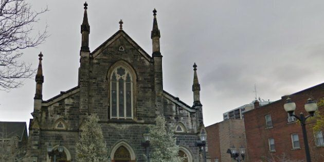 Christ's Church Cathedral in Hamilton, Ont. will move hundreds of old