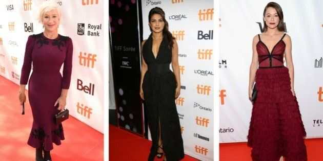 TIFF 2017 Brings Out The Biggest And Most Beautifully Dressed