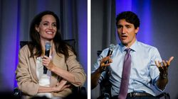 Justin Trudeau And Angelina Jolie Have A Lot In Common When It Comes To
