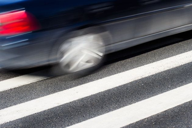 To The Driver Who Hit Me And Ran: Not Knowing Who You Are Hurts