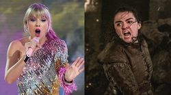 Taylor Swift Comes Out As Secret 'Game Of Thrones' Fan, Stans Arya