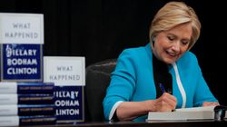 Clinton Blames Herself And A Lot Of Others For Election