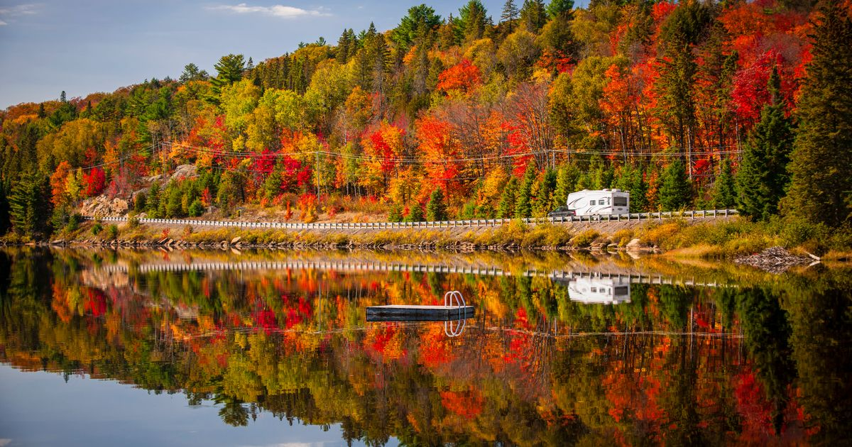 A 'Quintessentially Canadian' Fall Is Coming, Weather Network Says