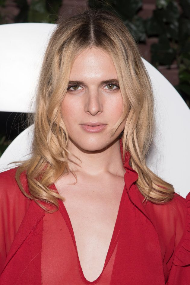 Hari Nef attends the 2017 BoF 500 Gala at Public Hotel on September 9, 2017 in New York City. (Photo...
