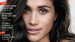 Princess Diana's Makeup Artist Worked With Meghan Markle On Vanity Fair