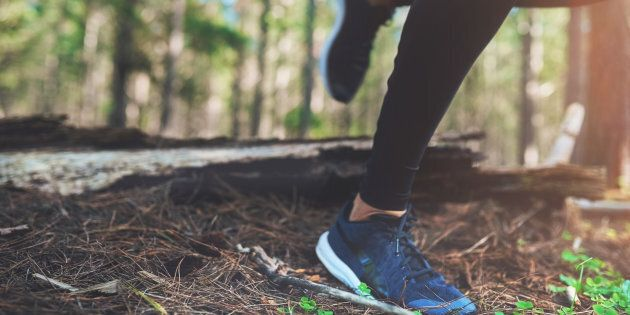 How Nature Helped Me Lose 40