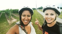 Bike These Stunning Niagara Winery Trails This