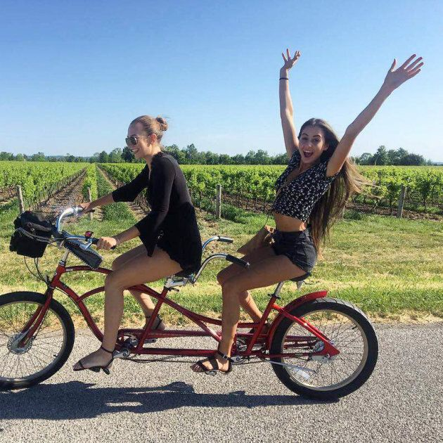 Niagara Wineries You Need To Cycle Through This