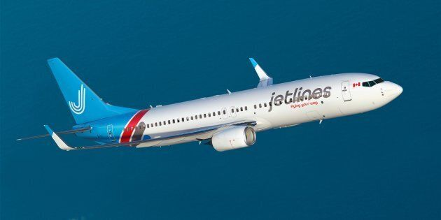 Canada Jetlines To Offer Ultra-Low-Cost Plane Tickets Starting In