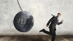 Canadians' Debt Hits Record High As Wealth