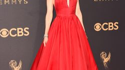 Emmys 2017 Red Carpet: What The Stars Wore On TV's Biggest