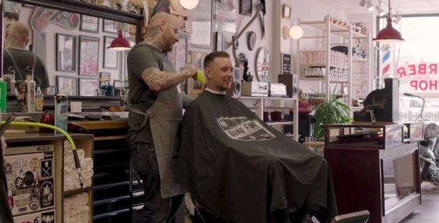How Chris Hammell Of Toronto's Town Barber Succeeded With A No-Bullsh*t Approach To