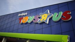 Toys 'R' Us Files For