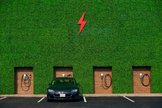 As Cars Go Electric, Renewable Energy Has To Shift Into High