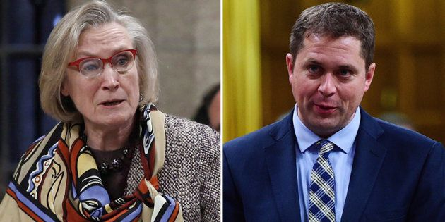 Liberal MP Carolyn Bennett is calling on Conservative Leader Andrew Scheer to remove Sen. Lynn Beyak...