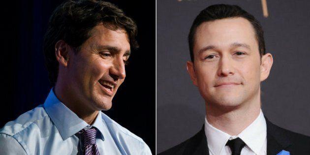 Prime Minister Justin Trudeau said actor Joseph Gordon-Levitt's comfort with calling himself a feminist...