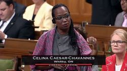 Liberal MP Rocks 'Dope' Braids To Draw Attention To Body